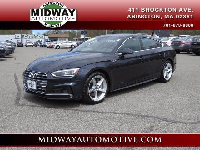 used 2018 Audi A5 car, priced at $29,992