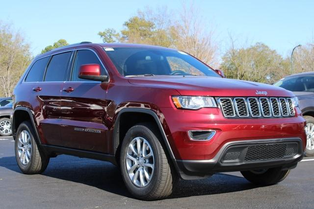 new 2021 Jeep Grand Cherokee car, priced at $38,530
