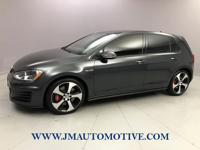 used 2015 Volkswagen Golf GTI car, priced at $17,995