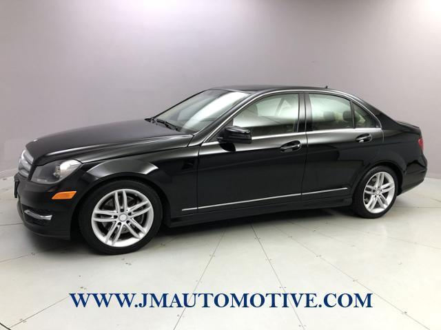 used 2013 Mercedes-Benz C-Class car, priced at $16,995