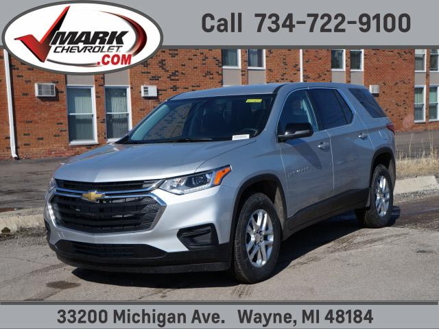 new 2021 Chevrolet Traverse car, priced at $31,687