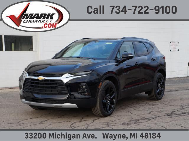 new 2021 Chevrolet Blazer car, priced at $35,601