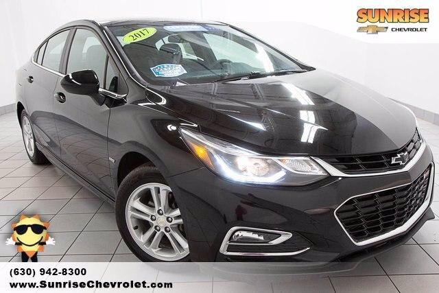 used 2017 Chevrolet Cruze car, priced at $18,986