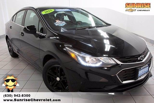 used 2018 Chevrolet Cruze car, priced at $17,986