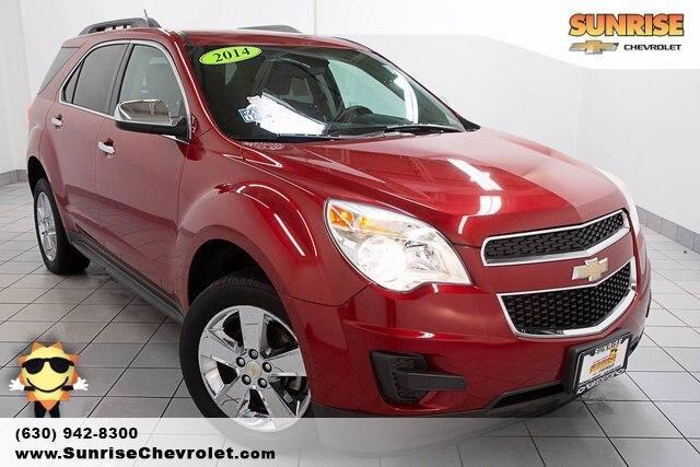 used 2014 Chevrolet Equinox car, priced at $13,986