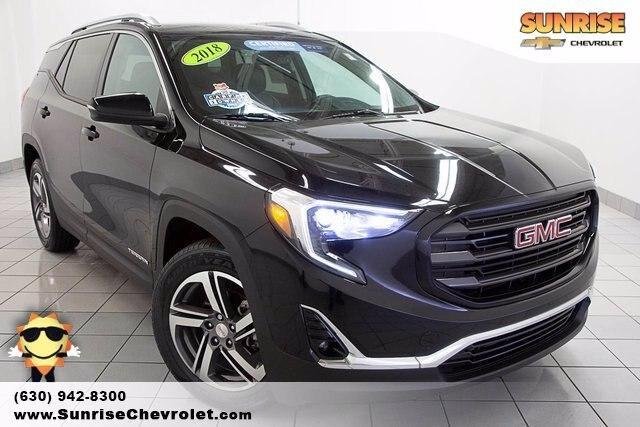 used 2018 GMC Terrain car, priced at $24,986