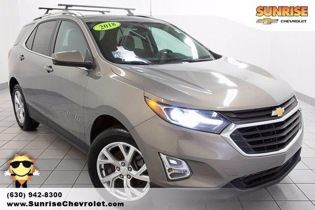 used 2018 Chevrolet Equinox car, priced at $23,986