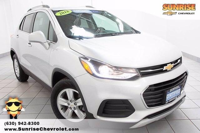 used 2018 Chevrolet Trax car, priced at $17,986