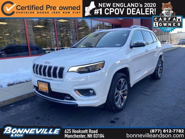 used 2019 Jeep Cherokee car, priced at $30,475