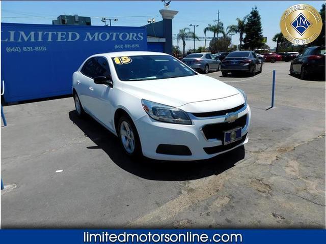 used 2015 Chevrolet Malibu car, priced at $15,500