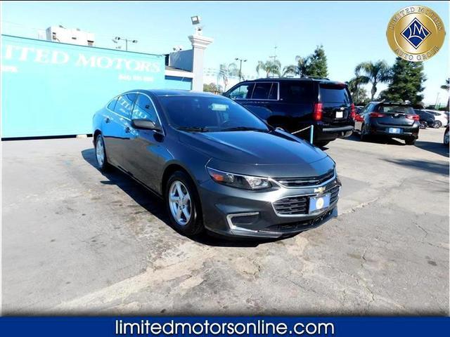 used 2017 Chevrolet Malibu car, priced at $16,888