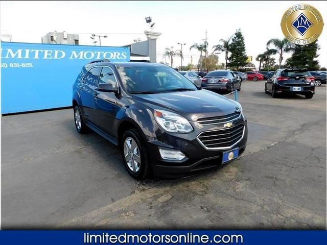 used 2016 Chevrolet Equinox car, priced at $15,998