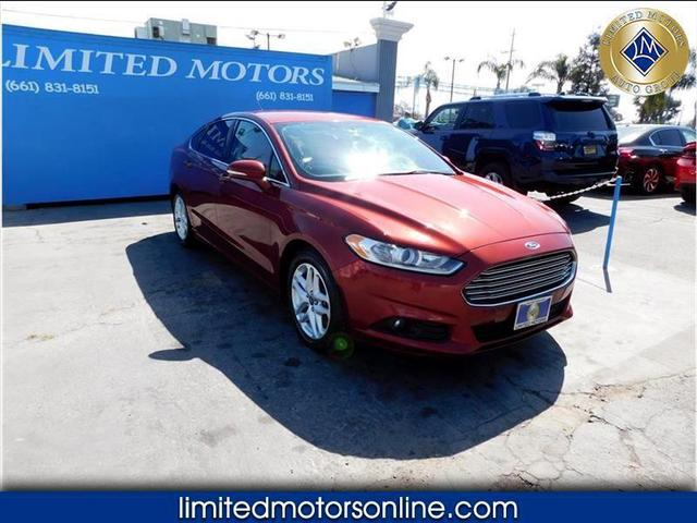 used 2014 Ford Fusion car, priced at $11,888