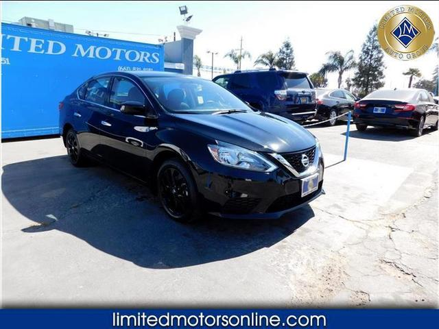 used 2018 Nissan Sentra car, priced at $17,588