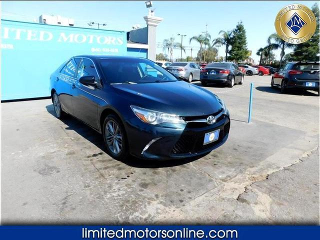 used 2017 Toyota Camry car, priced at $17,988