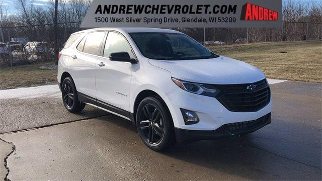 new 2021 Chevrolet Equinox car, priced at $29,115