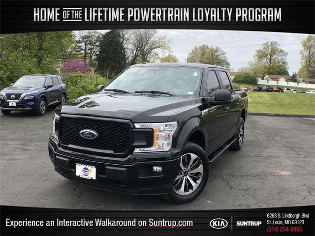 used 2019 Ford F-150 car, priced at $42,985