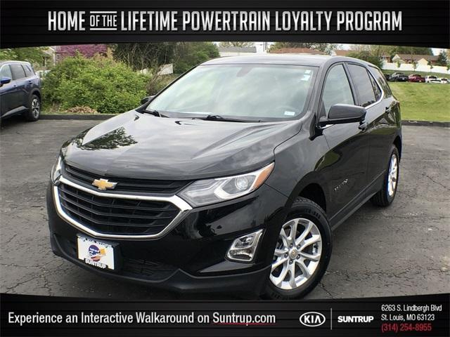 used 2019 Chevrolet Equinox car, priced at $21,985