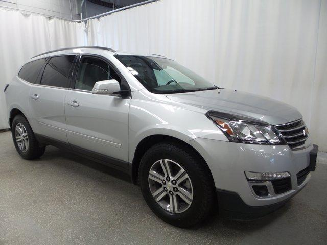 used 2017 Chevrolet Traverse car, priced at $22,985