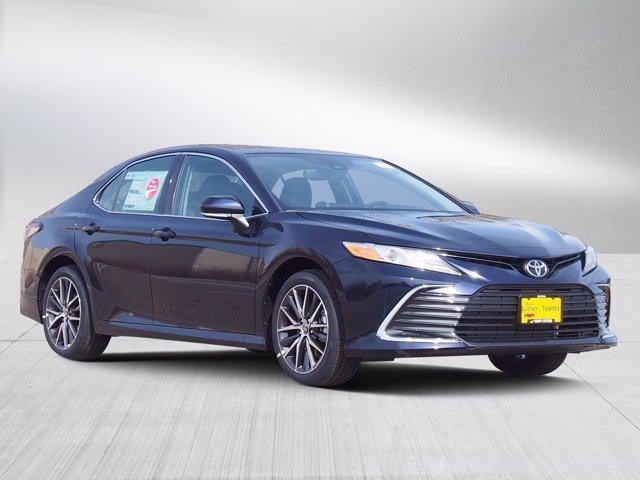 new 2021 Toyota Camry car, priced at $34,034