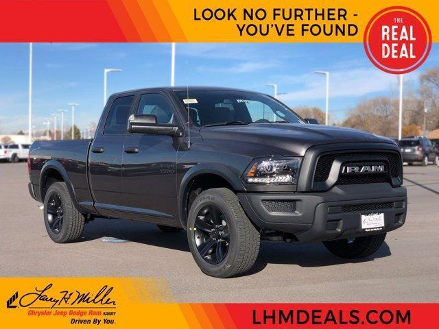 new 2021 Ram 1500 Classic car, priced at $41,834