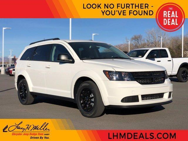 new 2020 Dodge Journey car, priced at $27,224