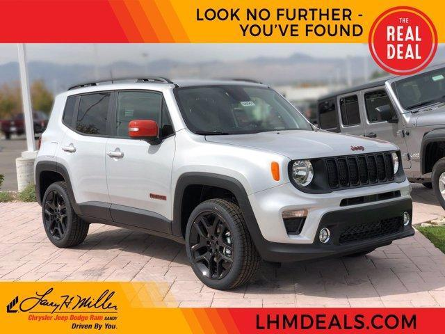 new 2020 Jeep Renegade car, priced at $29,371