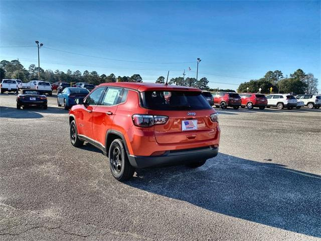 new 2021 Jeep Compass car, priced at $24,292