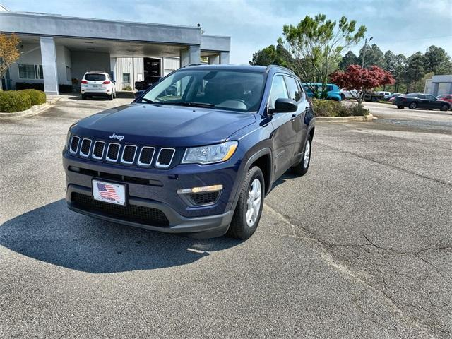 new 2021 Jeep Compass car, priced at $25,373