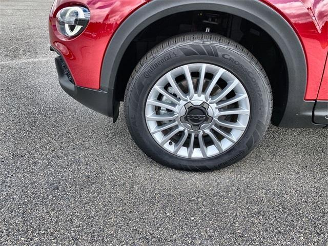 new 2020 FIAT 500X car, priced at $24,492
