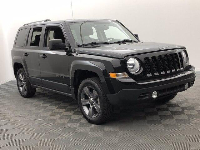 used 2017 Jeep Patriot car, priced at $16,897