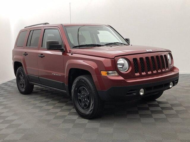 used 2015 Jeep Patriot car, priced at $11,997