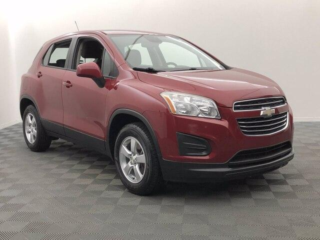 used 2015 Chevrolet Trax car, priced at $13,797