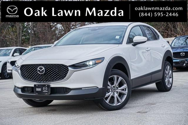new 2021 Mazda CX-30 car, priced at $24,927