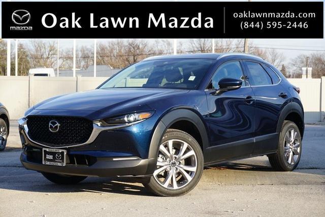 new 2021 Mazda CX-30 car, priced at $30,388