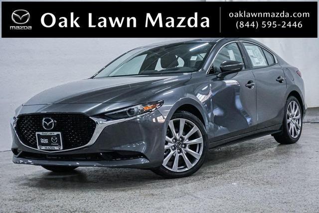 new 2021 Mazda Mazda3 car, priced at $32,659