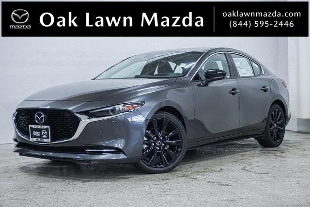 new 2021 Mazda Mazda3 car, priced at $37,499