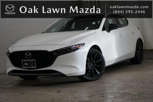new 2021 Mazda Mazda3 car, priced at $35,464
