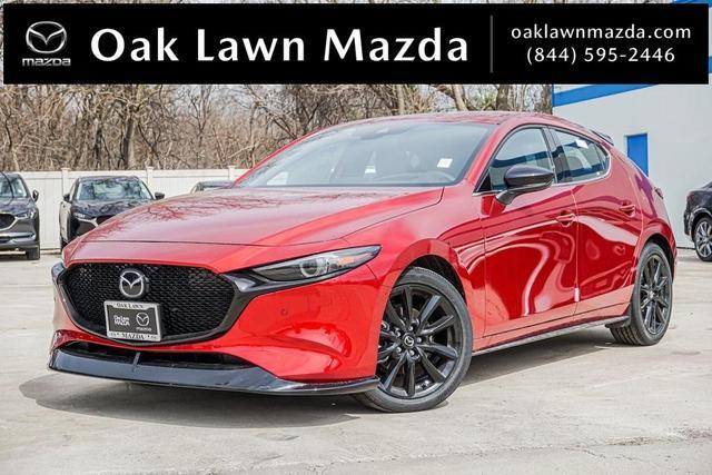 new 2021 Mazda Mazda3 car, priced at $38,819