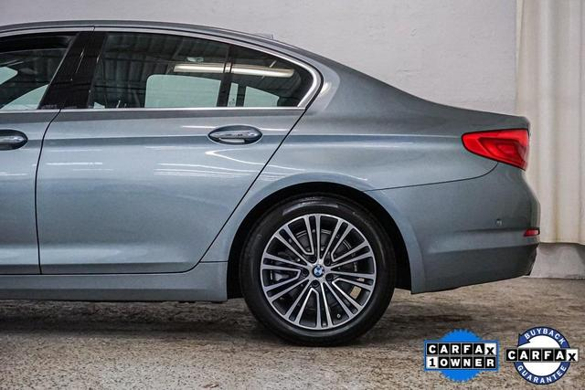 used 2017 BMW 530 car, priced at $32,797