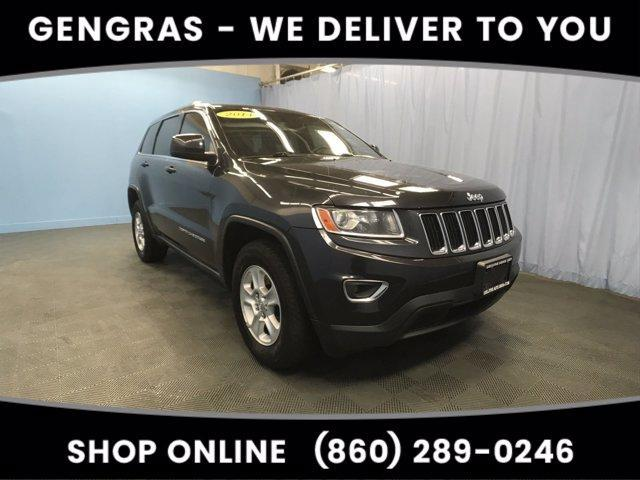 used 2014 Jeep Grand Cherokee car, priced at $17,733