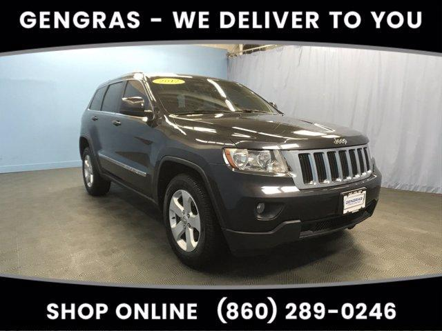 used 2012 Jeep Grand Cherokee car, priced at $11,733