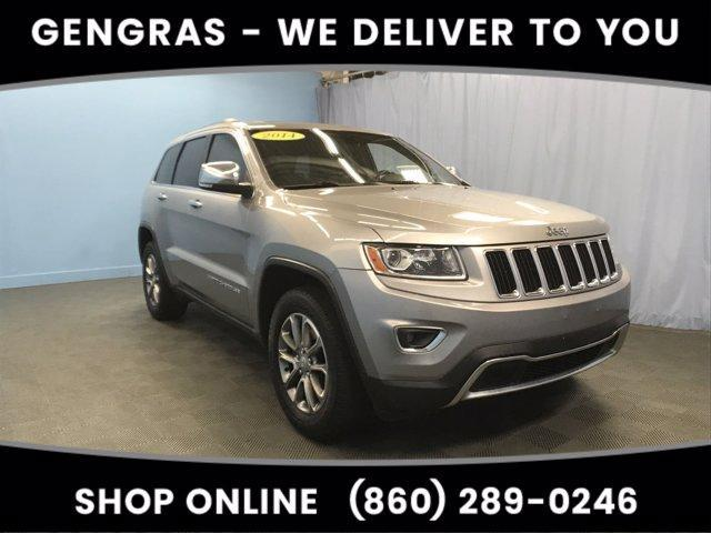 used 2014 Jeep Grand Cherokee car, priced at $19,443