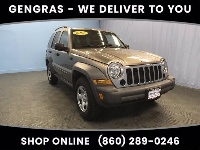 used 2005 Jeep Liberty car, priced at $6,993
