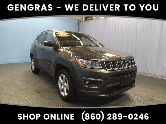 used 2019 Jeep Compass car, priced at $22,433