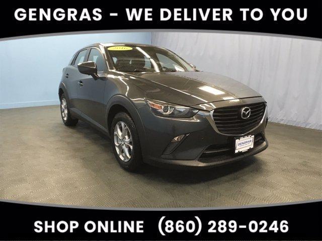 used 2016 Mazda CX-3 car, priced at $16,993