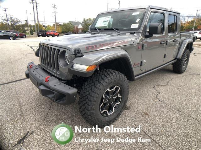 new 2021 Jeep Gladiator car, priced at $59,945
