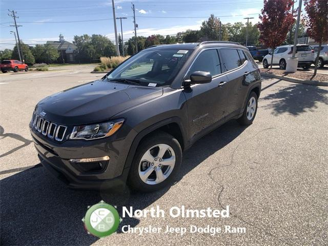 new 2021 Jeep Compass car, priced at $27,444