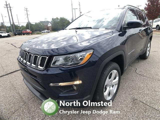 new 2021 Jeep Compass car, priced at $30,880