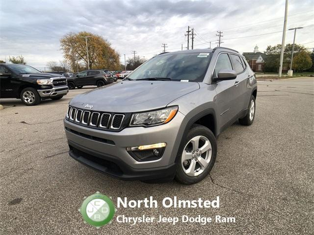 new 2021 Jeep Compass car, priced at $28,885